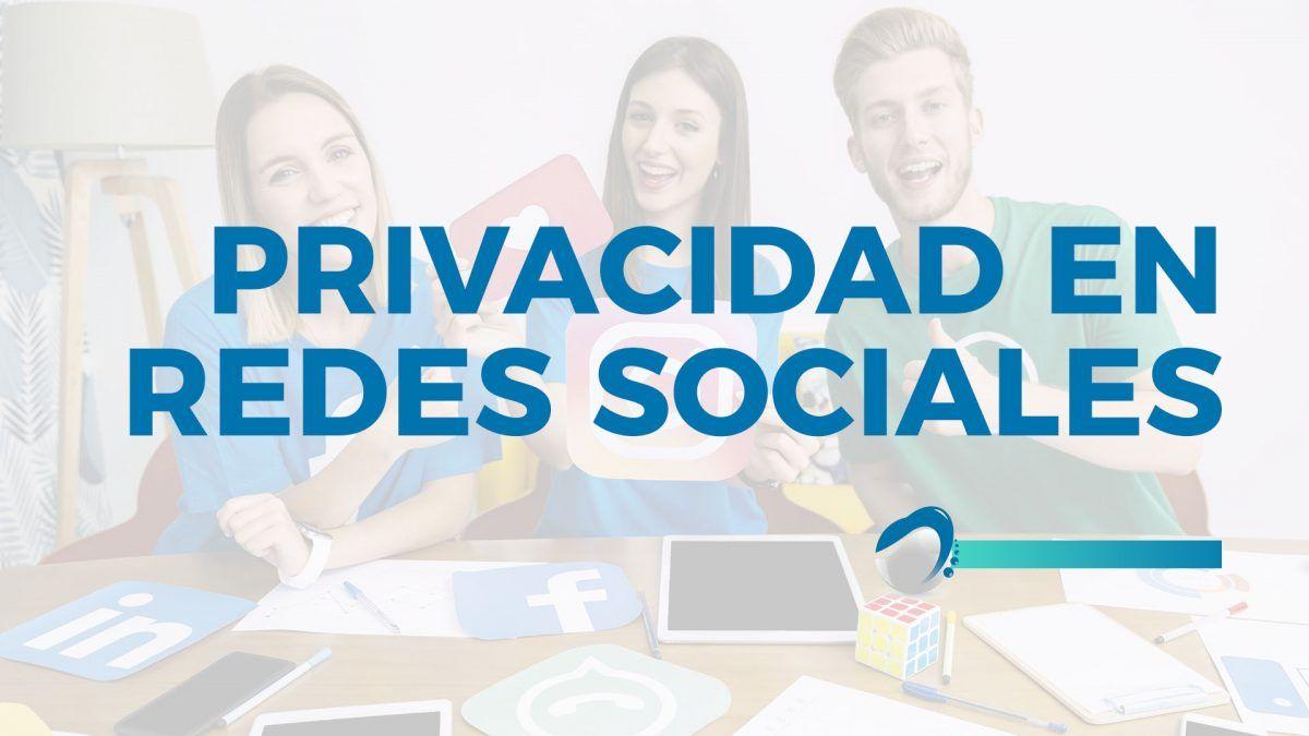 BLOG privacidad redes sociales